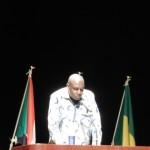 コンゴ民主共和国大使の講演